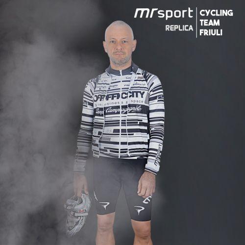 Gilet  Cycling Team Friuli Replica