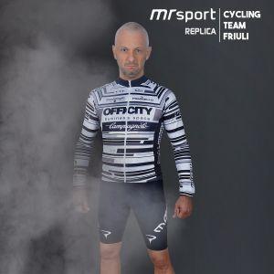 Maniche Lunghe Cycling Team Friuli Replica