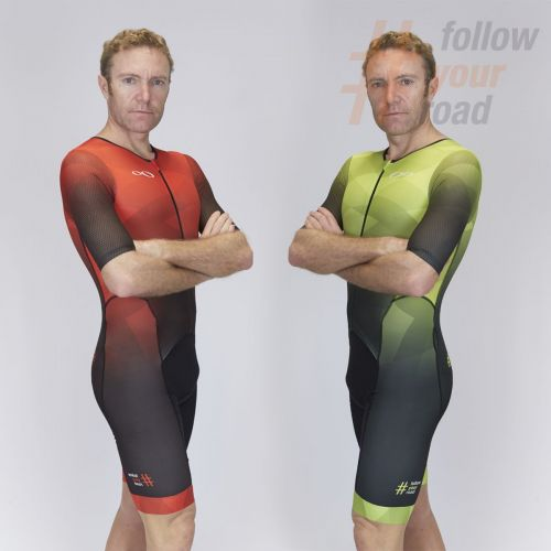 SKINSUIT LONG DISTANCE