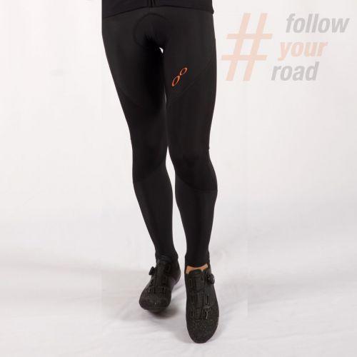 Calzamaglia running leggera Black